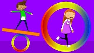Şekiller | Şekilleri Öğreniyorum | Edis ile Feris Eğitici Çocuk Şarkıları