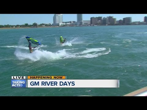 GM River Days kicks off