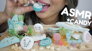 ASMR CANDY | *NO Talking Soft Chewy Eating Sounds | N.E ASMR