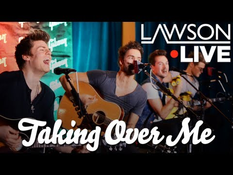 Lawson - Taking Over Me (acoustic) video