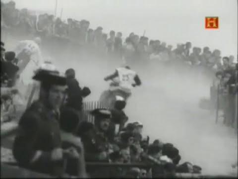inicios del motociclismo en España montesa bultaco ossa...4/6