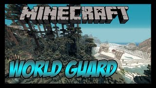 Tutorial de como usar o plugin WorldGuard (Proteger, tirar pvp, etc)