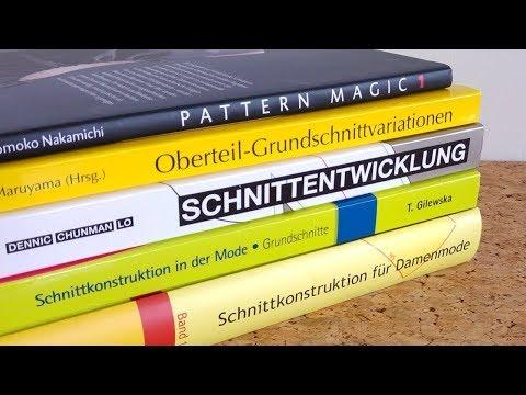 Die besten Bücher über Schnittkonstruktion // Teil 7: Fragen & Antworten