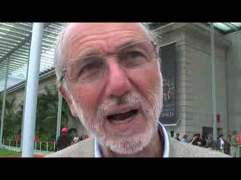 Renzo Piano-Architect of California Academy of Sciences