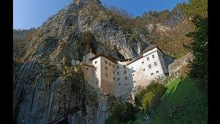 Jackie Chan filmed in Predjama castle (Predjamski grad) in county Slovenia  - close to Postojna Cave