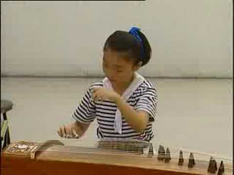 Chinese zither-GuZheng 古箏獨奏:黔中賦Ode to Guizhou Video