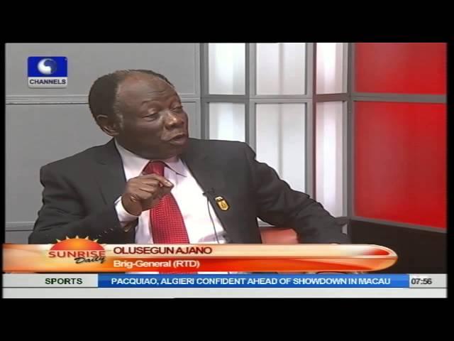 Boko Haram Should Have Been Eliminated In Sambisa Forest - Ajano Pt.2