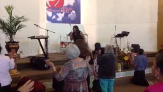 Descargar Musica Cristiana Gratis Rocío Crooke. Jesucristo es mi Refugio San Antonio  ministr