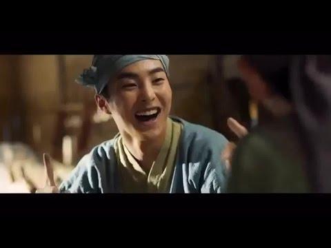 Fanmade EXO Xiumin x Ruler - Master of the Mask (엑소시우민  x 군주-가면의 주인) | Teaser parody (예고편 패러디)