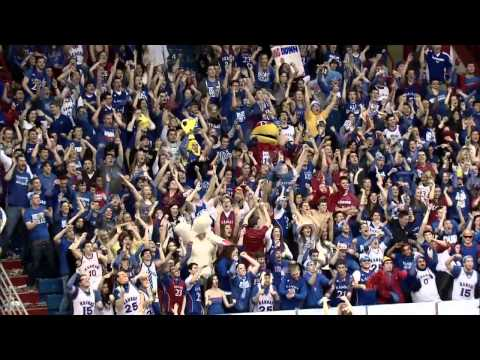 More Harlem Shake - Kansas Student Section vs. Texas