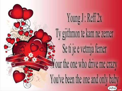 B.O.A ft. Young J - Te Kam Ne Zemer NEW SONG 2011