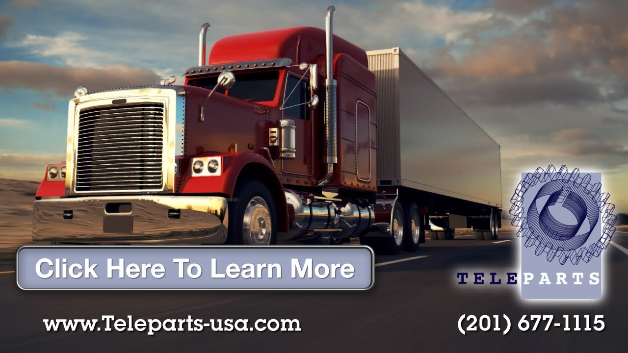 OEM Heavy Duty Truck Parts | Genuine US Truck Parts | Teleparts | 201.677.1115 - YouTube