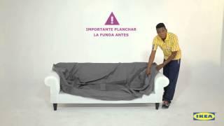 Cómo montar el sofáEKTORP - IKEA