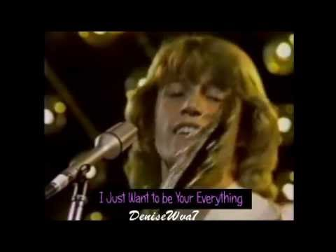 ANDY GIBB ~ I JUST WANT TO BE YOUR EVERYTHING ~ LIVE
