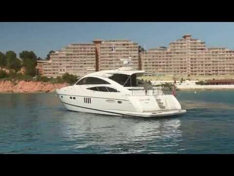 PRINCESS V65 - Mallorca, Spain - SOLD