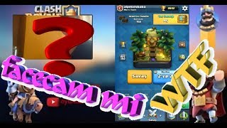 Facecam Koydum | Clash Royale