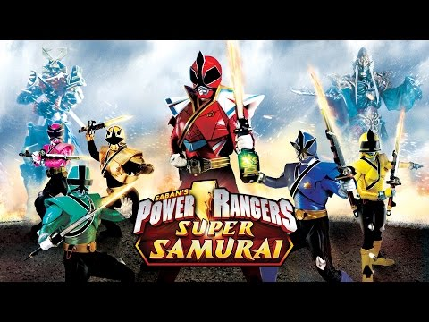 Power Rangers Samurai Full Episode Game - Power Rangers 2014