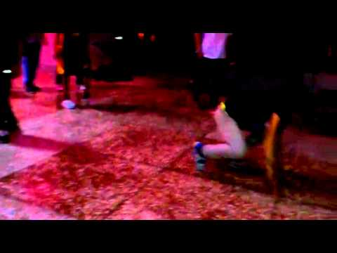 Breack Dance Апсны Крю в ресторане.После чемпионата Абхазии 2013
