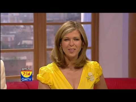 Kate Garraway [GMTV] - Busty Cleavage show.