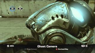 Gears of War 3 - Clayton Carmine's Face