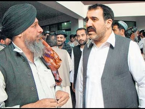 Afghan president's brother assassinated by Pakistan ISI in Kandahar; Taliban denies role!!