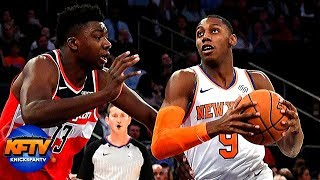 New York Knicks News: 6 KEY Takeaways From The Knicks Preseason LOSS To The Wizards| 10.11.19