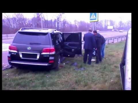 ДТП в Киеве с участием кабминовского авто