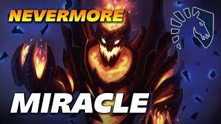 Miracle Nevermore - Dota 2 Pro Gameplay