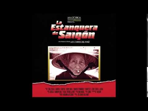 Los Chikos del maiz - La Estanquera de Saigon (Full Album Disco Completo)