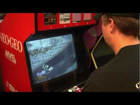 Classic Game Room - NEO-GEO MVS arcade machine review