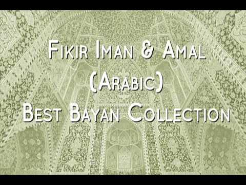 Maulana Tariq Jameel - Bayan (arabic) Tasykil (malay) video