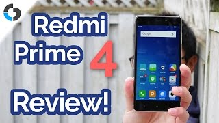 Xiaomi Redmi 4 Prime Review: Long Live the Battery King