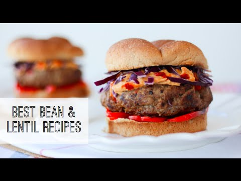 Easy Bean and Lentil Recipes - Take the Pulse Pledge