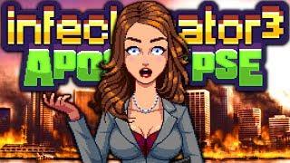 COUNTRIES BURN - Infectonator 3: Apocalypse #3