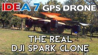 IDEA 7 drone - A CHEAP DJI SPARK CLONE