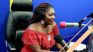 A must watch Naana Hayford 1on1 with Florence Obinm on Kessben fm