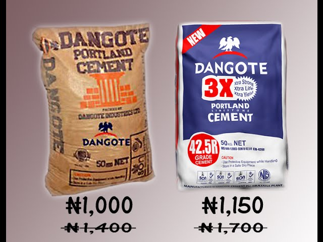 Cement Price Reduction Will Not Kill Competition – Dangote PT1