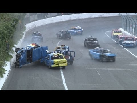 Best CRASHES BIG BANGERS European champ 2012