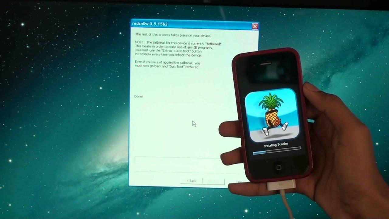 Инструкция по прошивке и jailbreak iPhone 2G и iPhone 18
