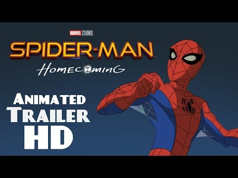 Spectacular Spider-Man Homecoming Trailer HD thumbnail
