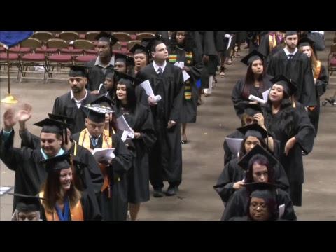 Tarrant County College Graduation - 11 A.m. Ceremony