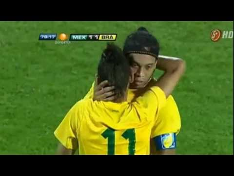 Best International games: Brazil - Mexico