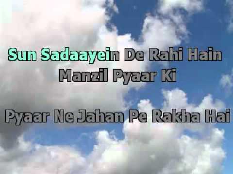 www rubellove100 com   Ae Mere Humsafar QSQT Karaoke Hindi film...