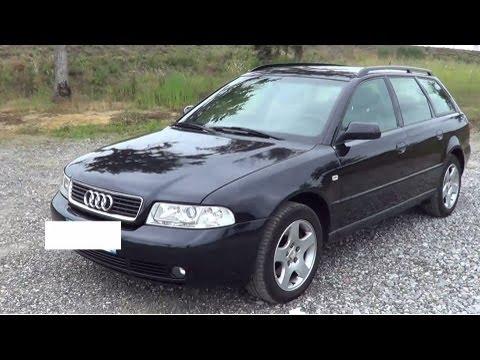 2001 Audi A4 1.9 TDI 115 Avant Pack : Présentation détaillée [English Subtitles]