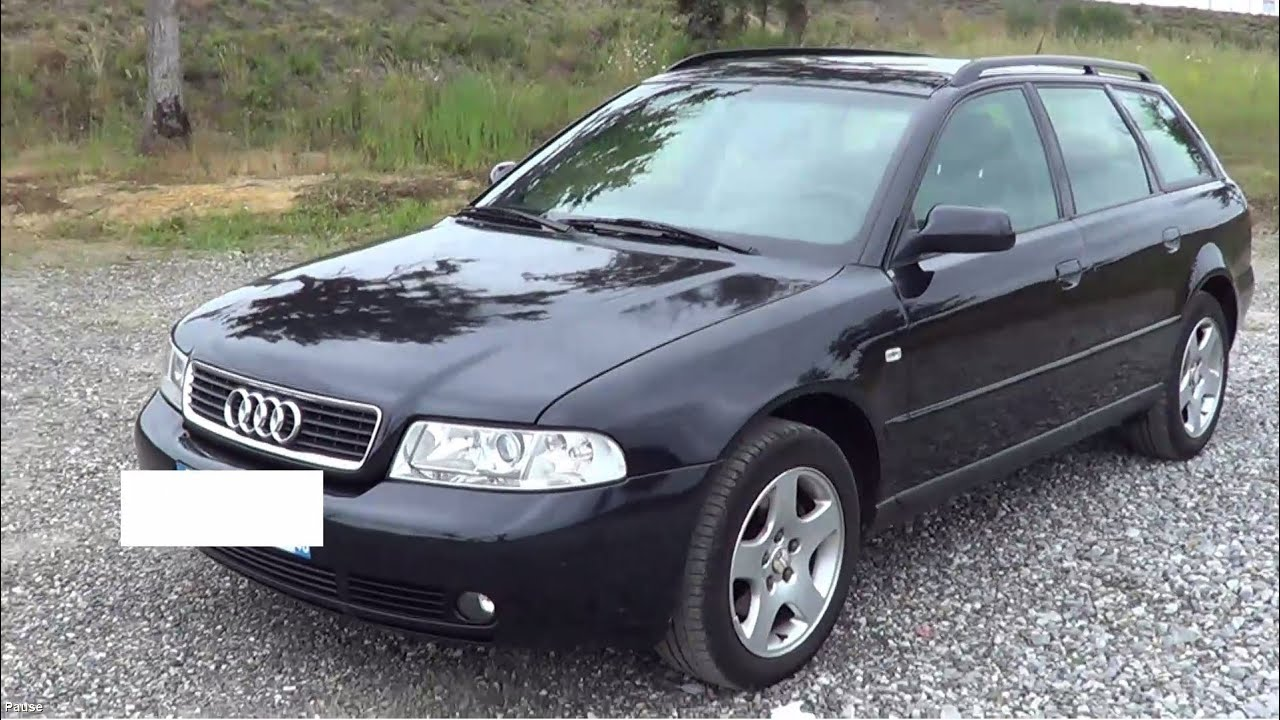 2001 audi a4 1 9 tdi 115 avant pack pr sentation. Black Bedroom Furniture Sets. Home Design Ideas