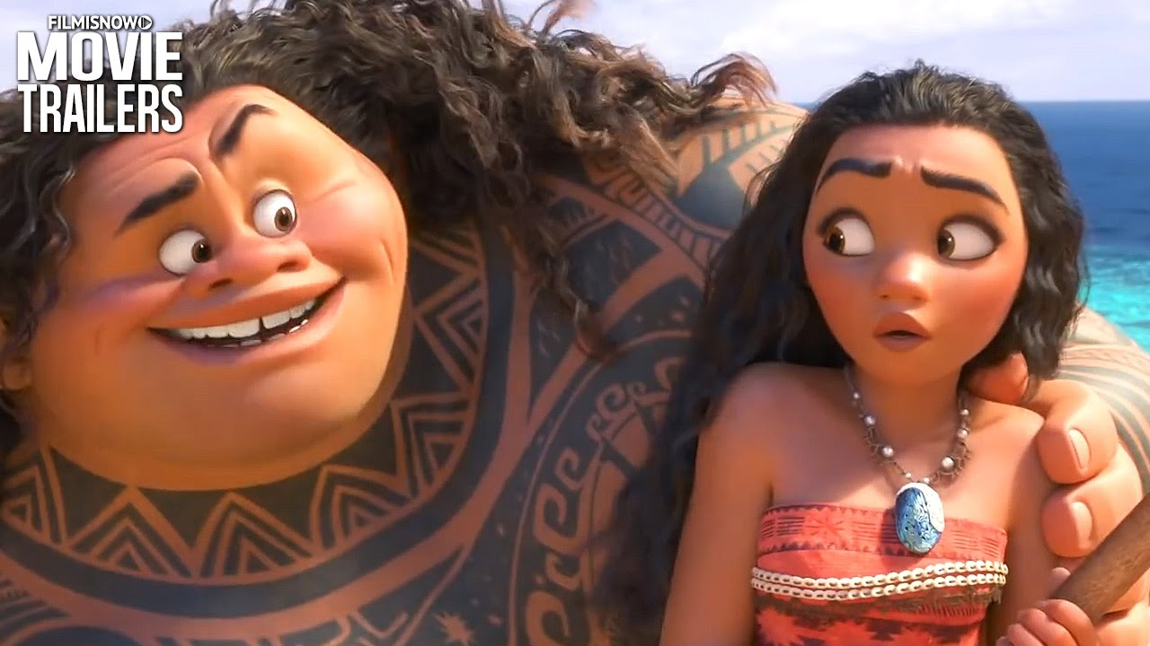 "MOANA | ""You're Welcome"" Clip - Disney Animated Movie [HD]"