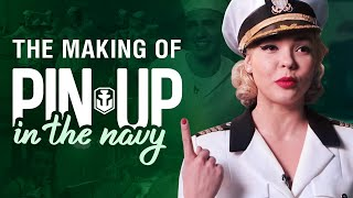 Pin-up: Backstage | World of Warships