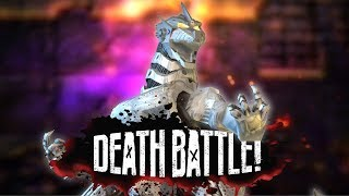 Akane Pilots Mechagodzilla into DEATH BATTLE!