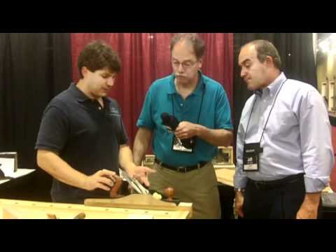 Scott Phillips Interviews Woodcraft President. Jeff Forbes at The Vendor Trade Show 2011