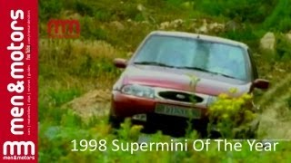 1998 Supermini Of The Year: Ford Fiesta